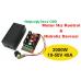 2000w PWM Motor Hız Kontrol / Hidroliz Devresi 10-50V 40A